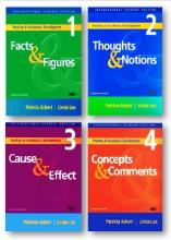 پک کامل کتابهای فست اند فیگرزReading and Vocabulary Development +facts figures+thoughts notions+cause effect+concepts comments+C