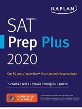 کتاب SAT Prep Plus 2020