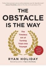 کتاب رمان انگلیسی  مانع یک راه است The Obstacle Is The Way