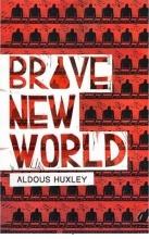 کتاب رمان انگلیسی دنیای قشنگ نو  Brave New World