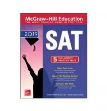 کتاب آزمون اس ای تی McGraw Hill Education SAT 2019