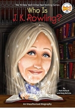 کتاب Who Is J.K. Rowling