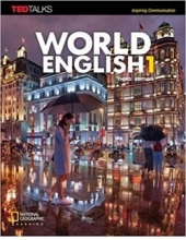 کتاب WORLD ENGLISH 1 3RD EDITION + CD