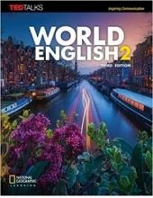 کتاب WORLD ENGLISH 2 3RD EDITION + CD