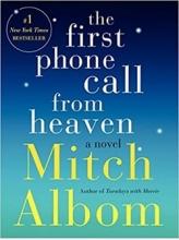 کتاب The First Phone Call from Heaven