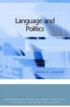 کتاب Language and Politics