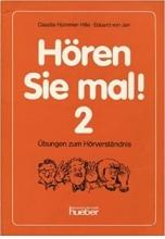 کتاب آلمانی مهارت شنیداری Hören Sie mal 2