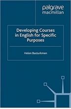 کتاب Developing Courses in English for Specific Purposes