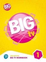 کتاب Big Englih TV 1+CD