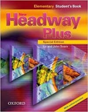 كتاب New Headway Plus Elementary