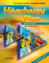 كتاب New Headway Plus Pre Intermediate