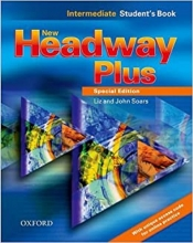 كتاب New Headway Plus Intermediate