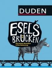 کتاب آلمانی Duden Eselsbrücken Die besten Merksätze und ihre Bedeutung