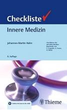 کتاب آلمانی Checkliste Innere Medizin 2020 ( رنگی )