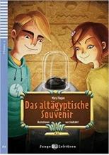 کتاب داستان آلمانی Das altägyptische Souvenir
