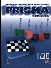 كتاب Prisma Comienza libro del alumno A1