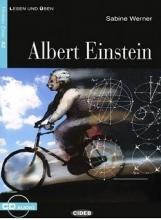کتاب داستان آلمانی Albert Einstein+cd