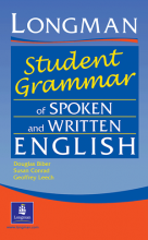 كتاب Longman Student Grammar of Spoken and Written English
