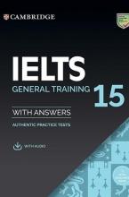 کتاب IELTS Cambridge 15 General + CD 2020