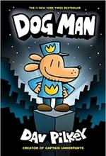 کتاب داستان انگلیسی پلیس قهرمان  Dog Man 1