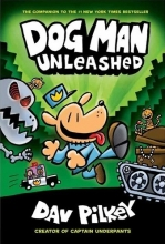 کتاب Dog Man Unleashed Dog Man 2