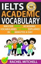 کتاب آیلتس آکادمیک وکبیولری  Ielts Academic Vocabulary