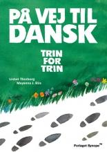 کتاب دانمارکی Pa vej til dansk - trin for trin