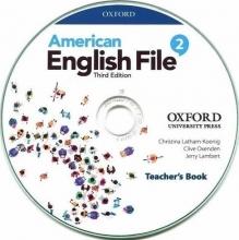 CD Teachers Book American English File 3rd 2