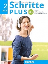 كتاب زبان آلماني schritte plus neu 2 A1.2