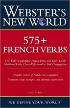 کتاب Webster's New World 575+ French Verbs