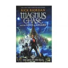 کتاب Magnus Chase: The Ship of the Dead