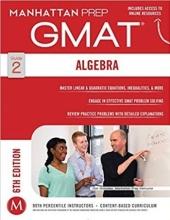 کتاب زبان  GMAT AlgebrStrategy a GuideManhattan Prep