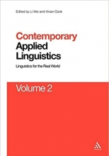 کتاب زبان Contemporary Applied Linguistics Volume 2