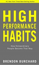 کتاب  High Performance Habits How Extraordinary