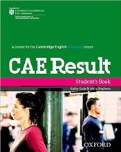 کتاب زبان CAE Result Students Book+ WB+ CD