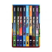 مجموعه 8 جلدی رمان داگ من Dog Man باکس دار