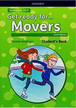 كتاب زبان گت ردی فور مورز (Get Ready for: movers (SB+CD