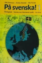 كتاب زبان سوئدی Pa svenska! 1 Ovningsbok A1 &A2