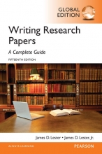 کتاب Writing Research Papers: A Complete Guide, Global Edition, 15th Edition