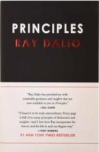 کتاب اصول Principles اثر ری دالیو Ray Dalio