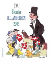 کتاب داستان دانمارکی Eventyr