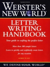 کتاب Webster's New World Letter Writing Handbook