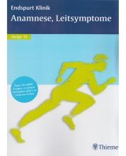 کتاب آلمانی (Endspurt Klinik Anamnese, Leitsymptome (Skript 15