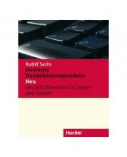 کتاب Deutsche Handelskorrespondenz – Neu Lehrbuch