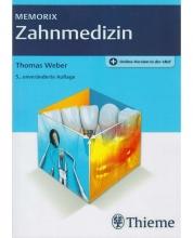 کتاب دندانپزشکی آلمانی Memorix Zahnmedizin