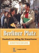 کتاب آلمانی Berliner Platz Deutsch im Alltag fur Erwachsene