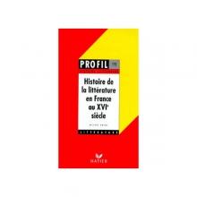 کتاب Histoire de la littérature en France