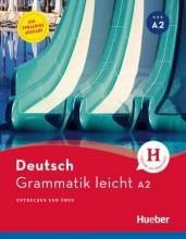 کتاب آلمانی Deutsch Grammatik leicht A2