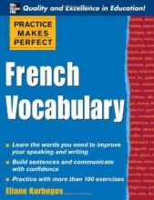 کتاب Practice Make Perfect: French Vocabulary