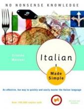 کتاب ایتالین مید سیمپل Italian Made Simple
